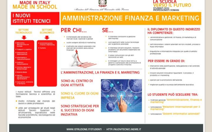 AFM – AMMINISTRAZIONE FINANZA E MARKETING