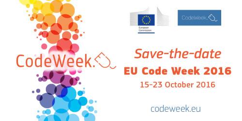 Europe Code Week 2016