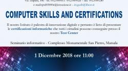 Seminario informativo – Complesso Monumentale S. Pietro, Marsala