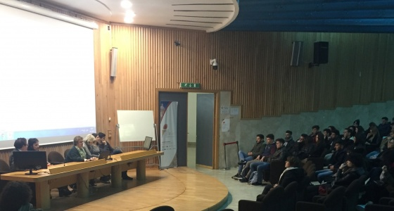Convenzione per l'orientamento in uscita con l'Università di Palermo
