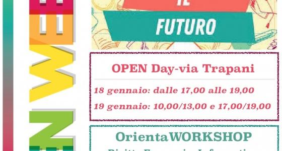 Open Week ITET Garibaldi: da oggi a domenica 26 Vi aspettiamo!