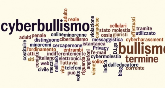 Banner Bullismo Cyberbullismo 560x300