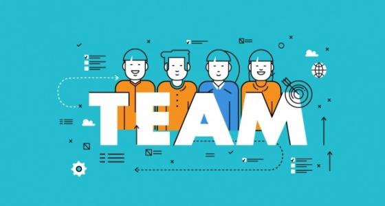 Workteam Background Design 1200 198 560x300